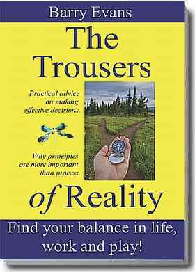 The Trousers of Reality volume 1